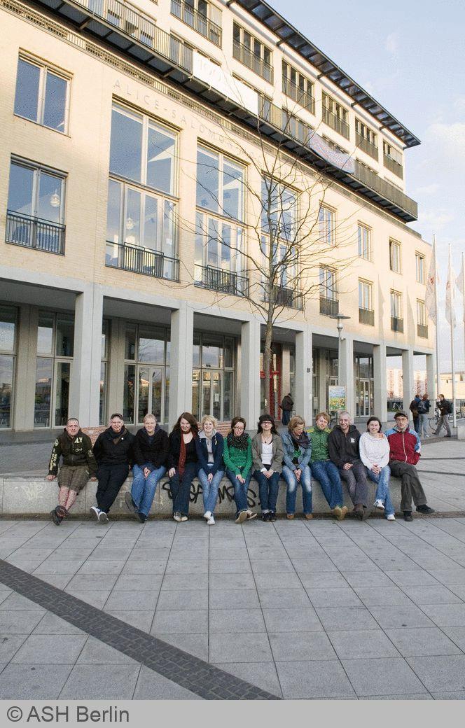 Sozialarbeit als Menschenrechtsprofession an der ASH Berlin