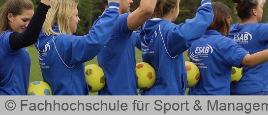 Sportpädagogik Studieren