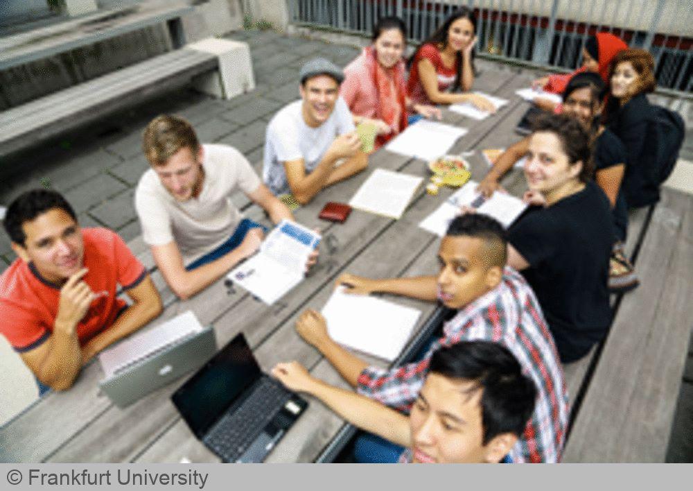 soziale arbeit studium frankfurt