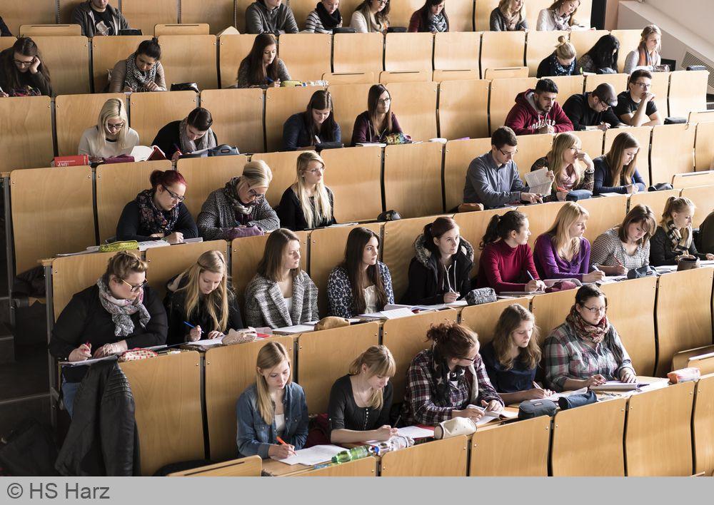 Verwaltung Studieren