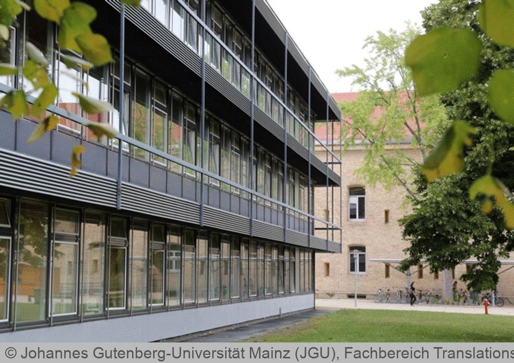 Sprache, Kultur, Translation an der Uni Mainz (JGU) studieren