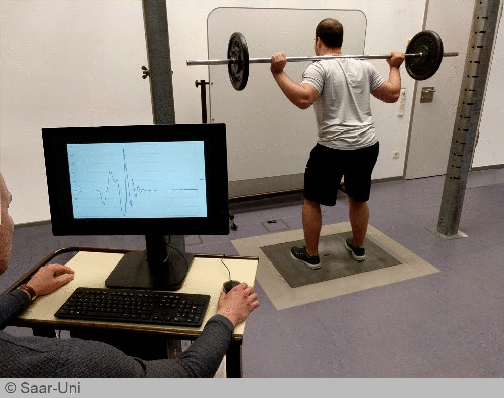 High Performance Sport an der Saar-Uni studieren