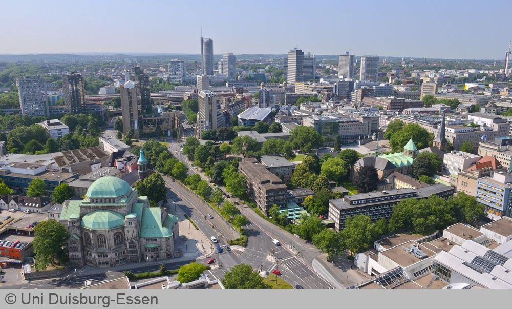 Duisburg Essen Uni Bewerbung