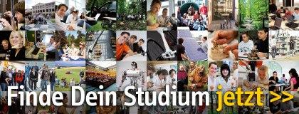 Studium alle studieng nge in deutschland for Studieren in deutschland