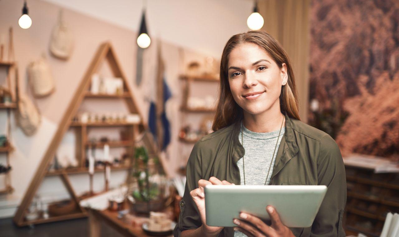 E Commerce an der IU studieren
